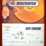 ATF Crew - poďakovanie